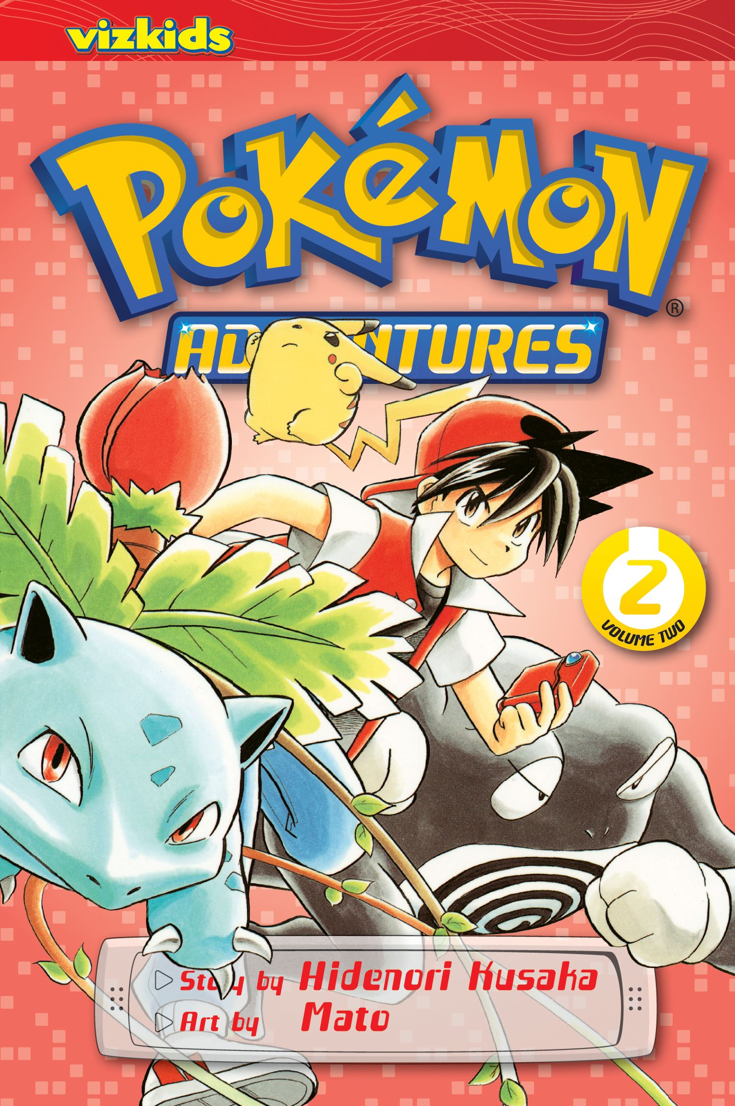 Pok 233 Mon Adventures Red And Blue Vol 2 Book By