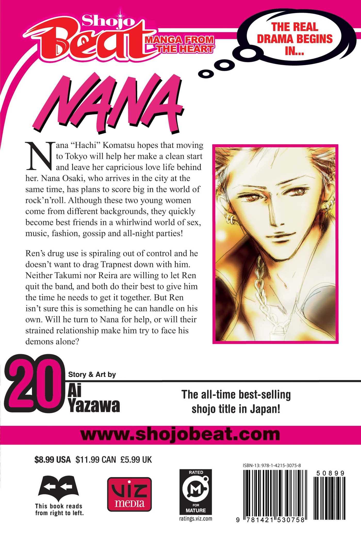 nana and hachi relationship