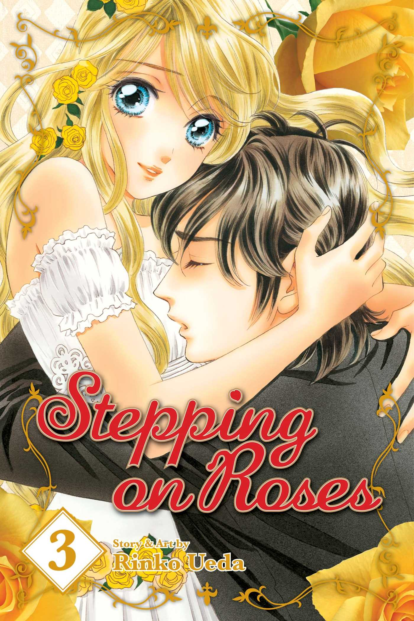 Stepping on roses vol 3 9781421532370 hr