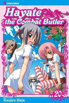 Hayate the Combat Butler, Vol. 20