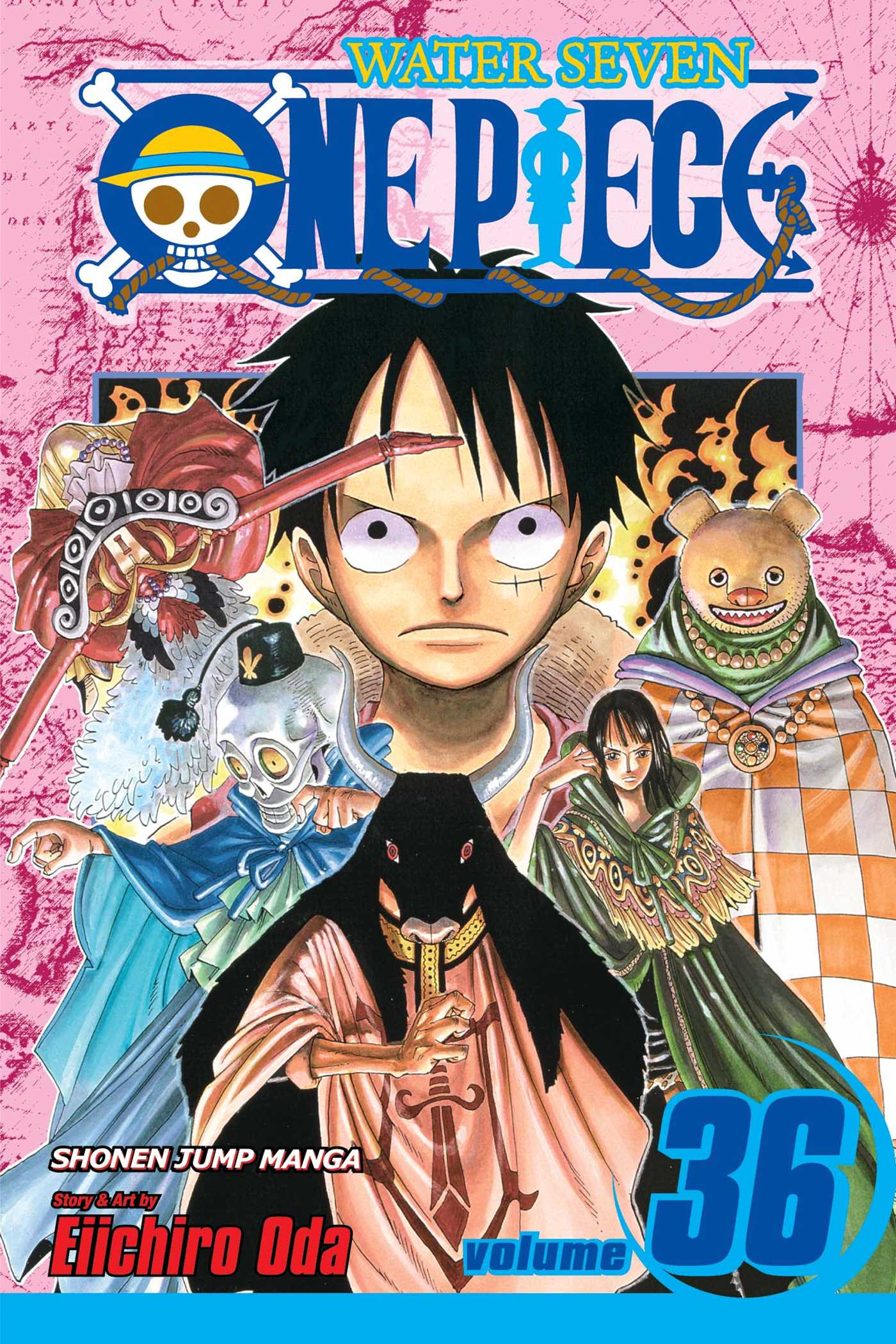 One Piece, Vol. 36   Book by Eiichiro Oda   Official ...