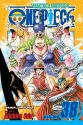 One Piece, Vol. 38