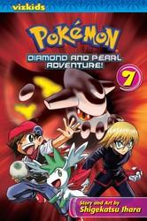 Pokémon: Diamond and Pearl Adventure!, Vol. 7