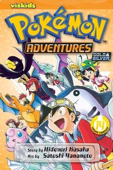 Pok 233 Mon Adventures Gold And Silver Vol 14 Book By