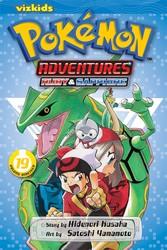 Pokémon Adventures (Ruby and Sapphire), Vol. 19
