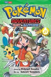 Pokémon Adventures (Ruby and Sapphire), Vol. 21