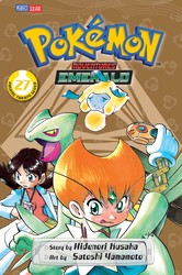 Pokémon Adventures, Vol. 27