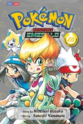 Pokémon Adventures (FireRed and LeafGreen), Vol. 28