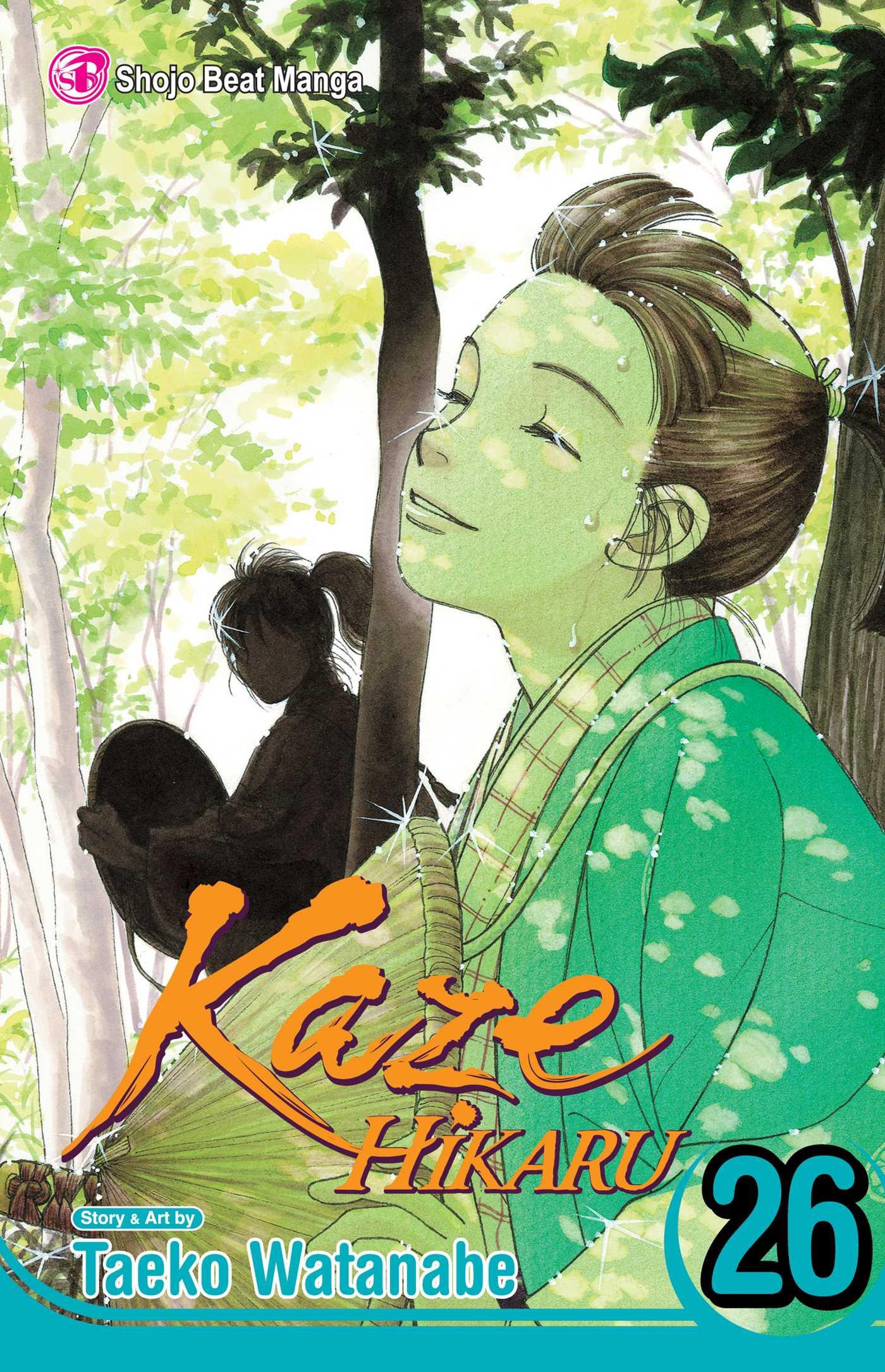 Kaze hikaru vol 26 9781421535906 hr