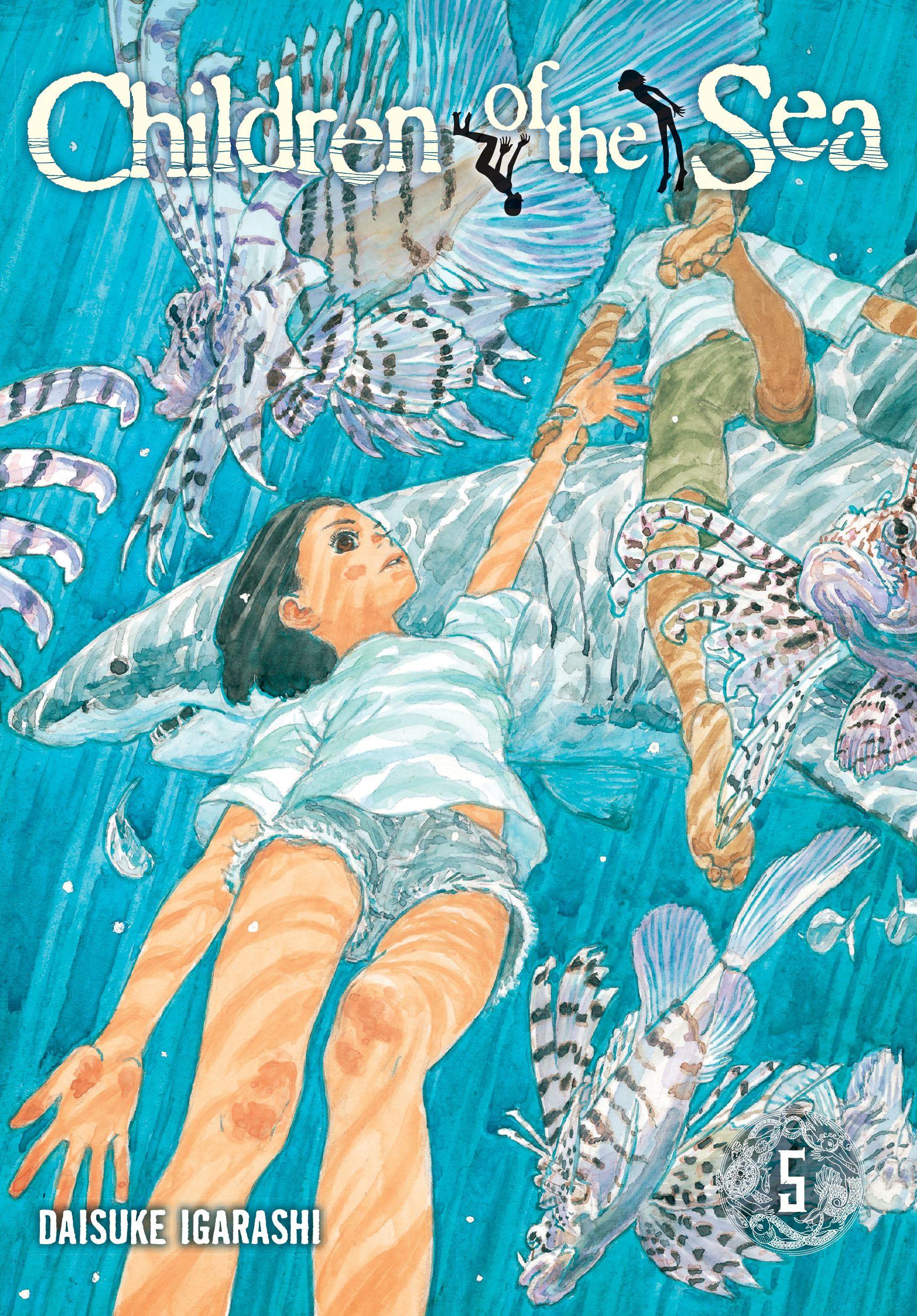 Children of the sea vol 5 9781421538488 hr