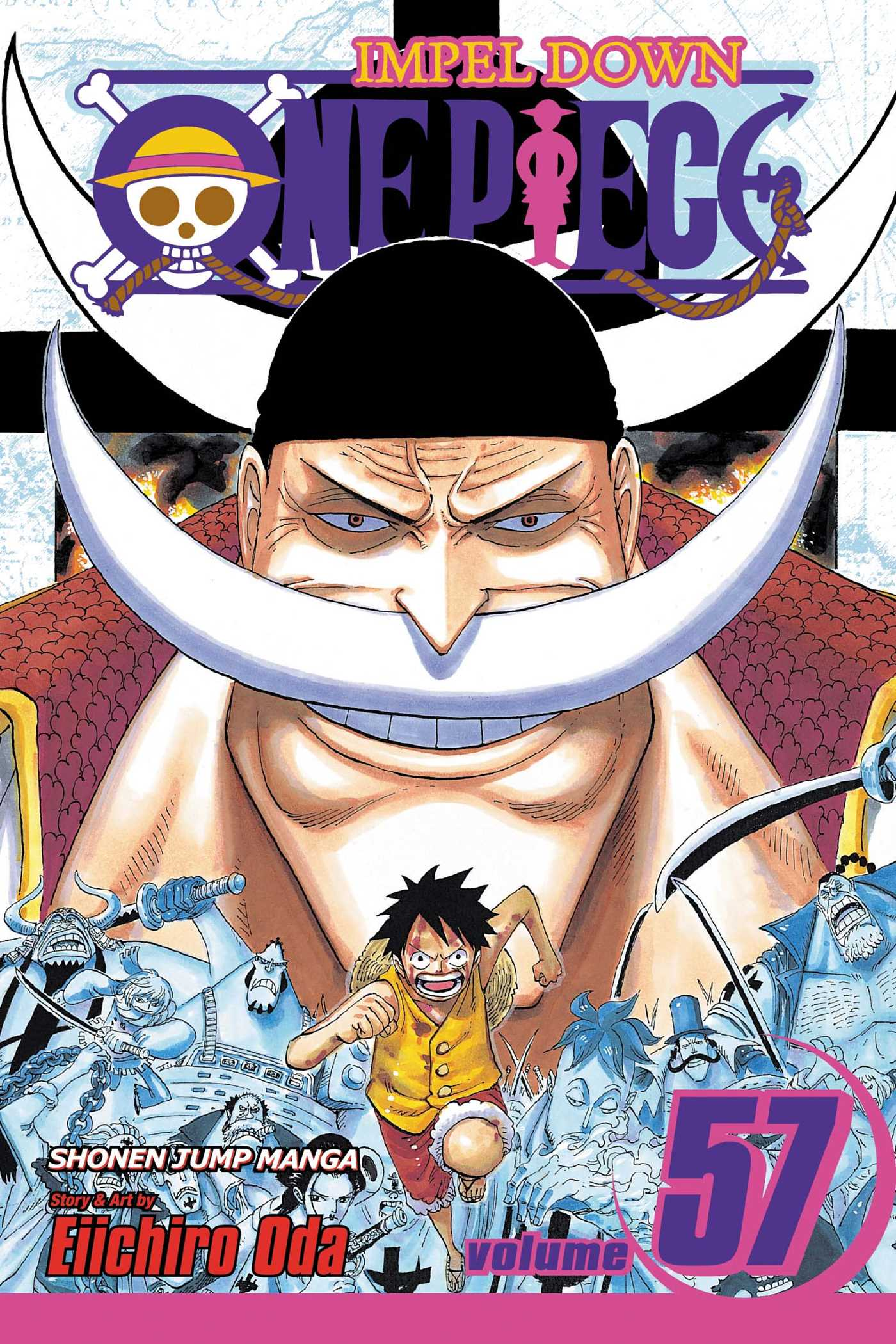 One Piece, Vol. 57   Book by Eiichiro Oda   Official ...