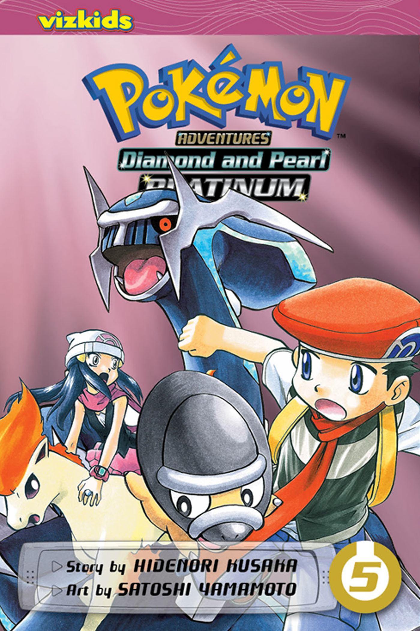 Pokémon Adventures: Diamond and Pearl/Platinum, Vol. 5 ...