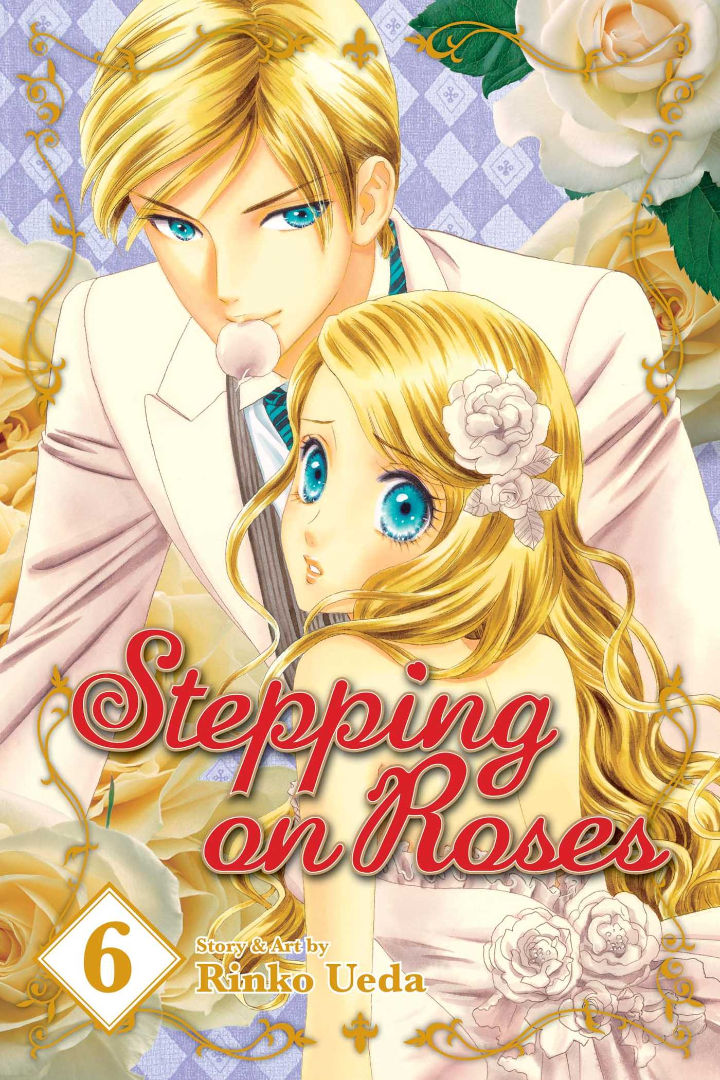 Stepping on Roses, Vol. 8
