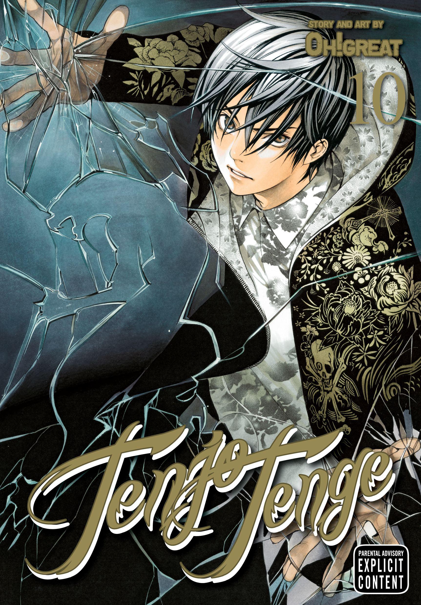 Tenjo tenge vol 10 9781421540177 hr