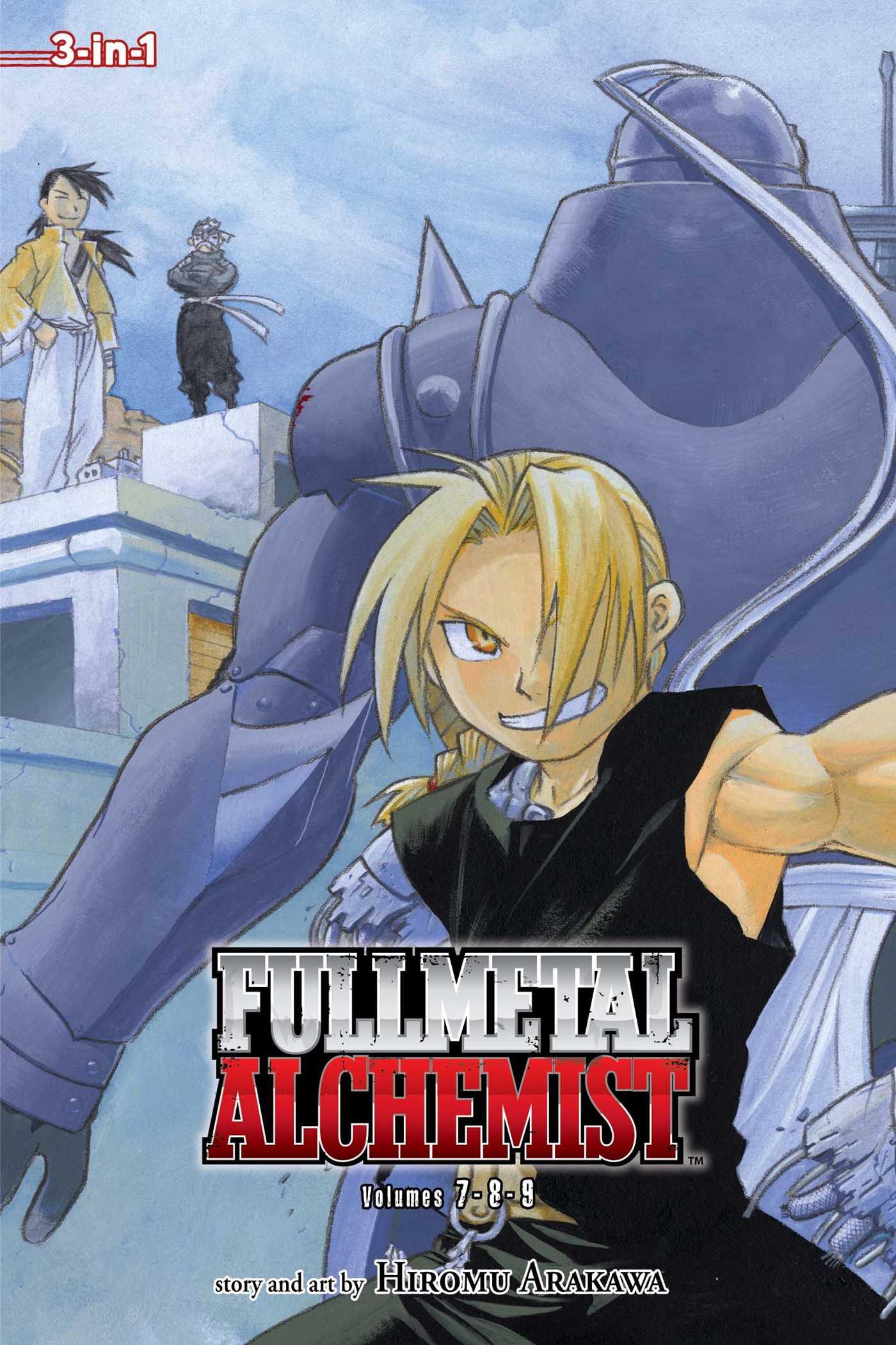 Fullmetal Alchemist (3-in-1 Edition), Vol. 3   Book by ...