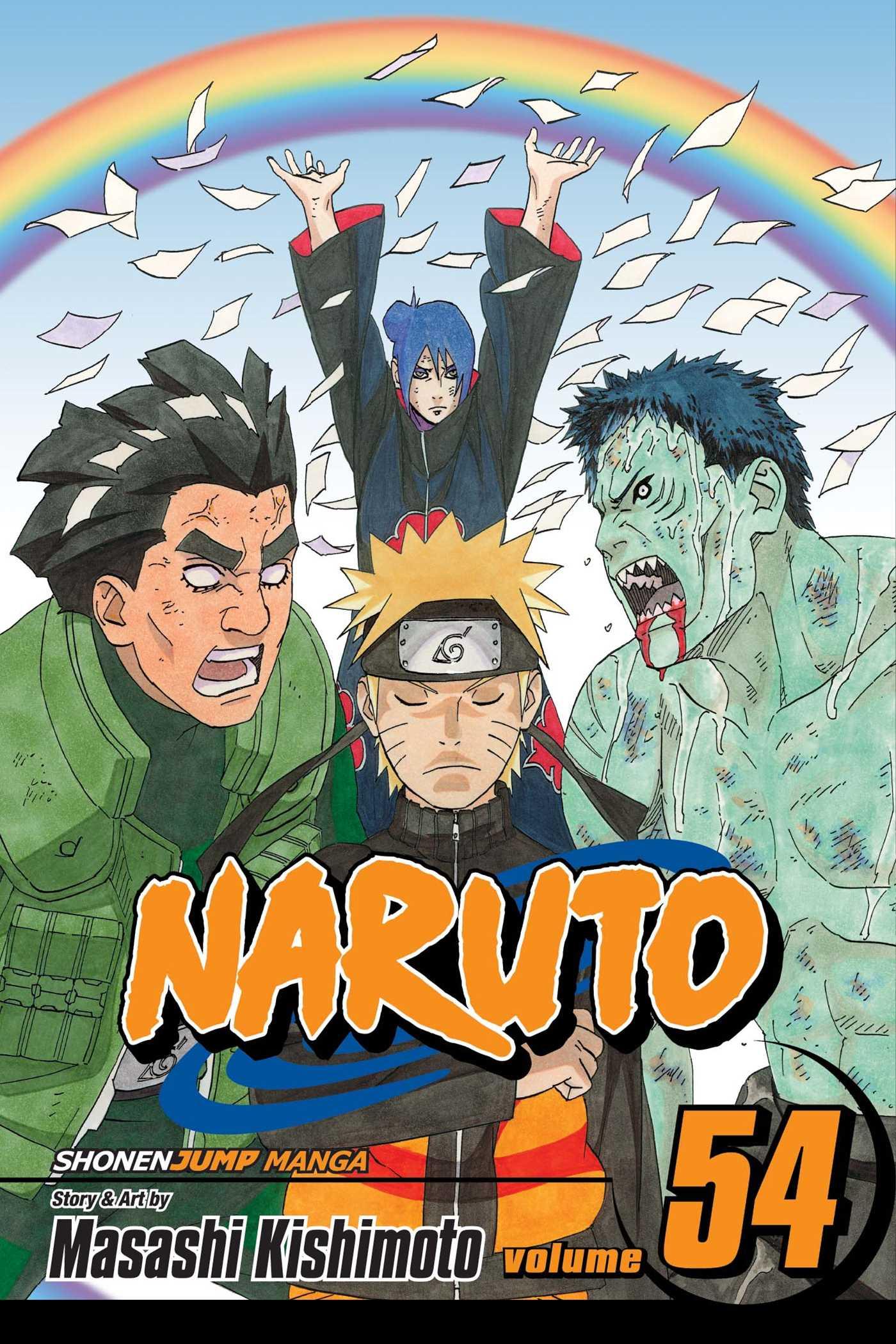 naruto vol 54 9781421541020 hr - Naruto 69