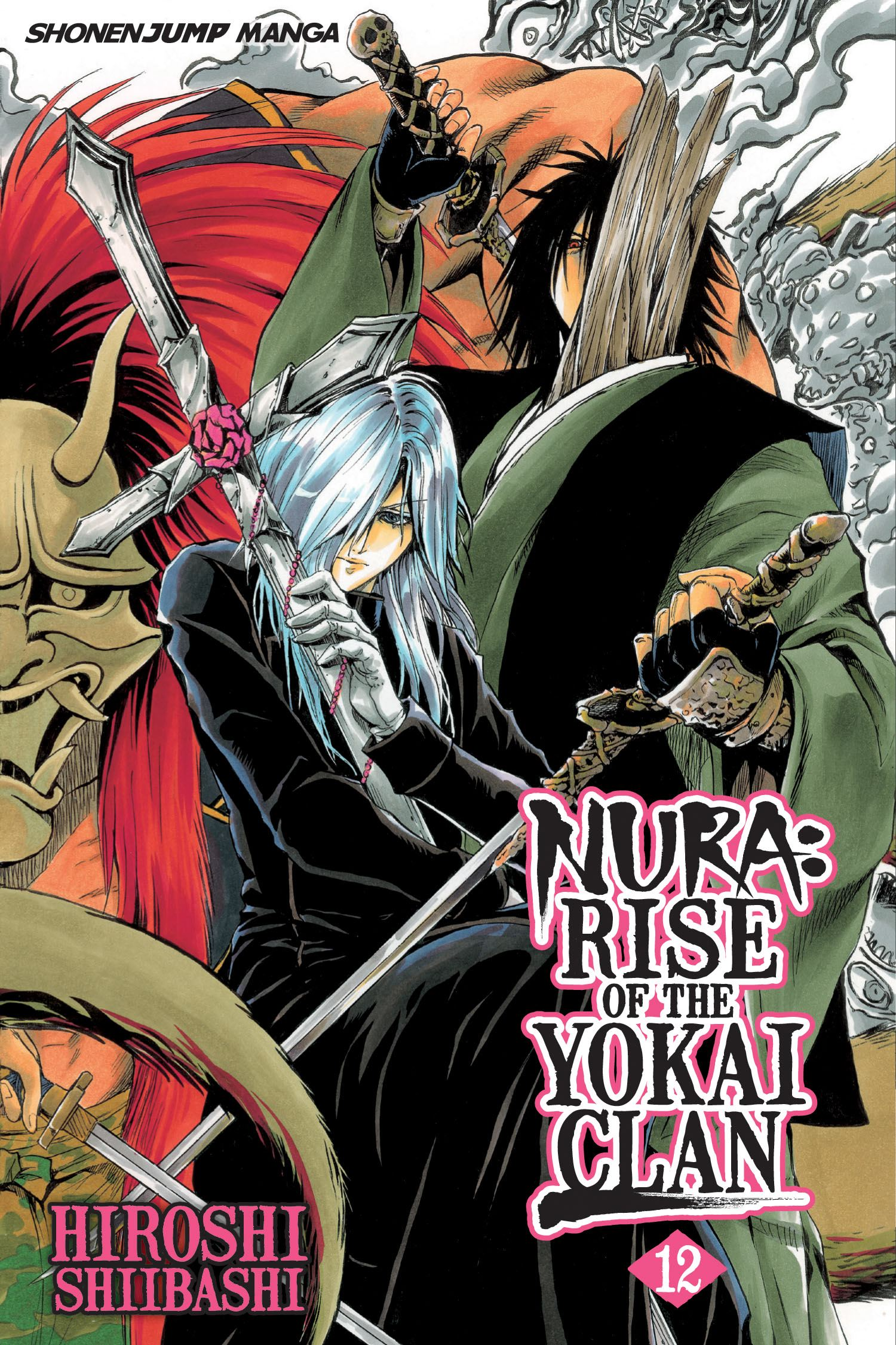Nura rise of the yokai clan vol 12 9781421541419 hr