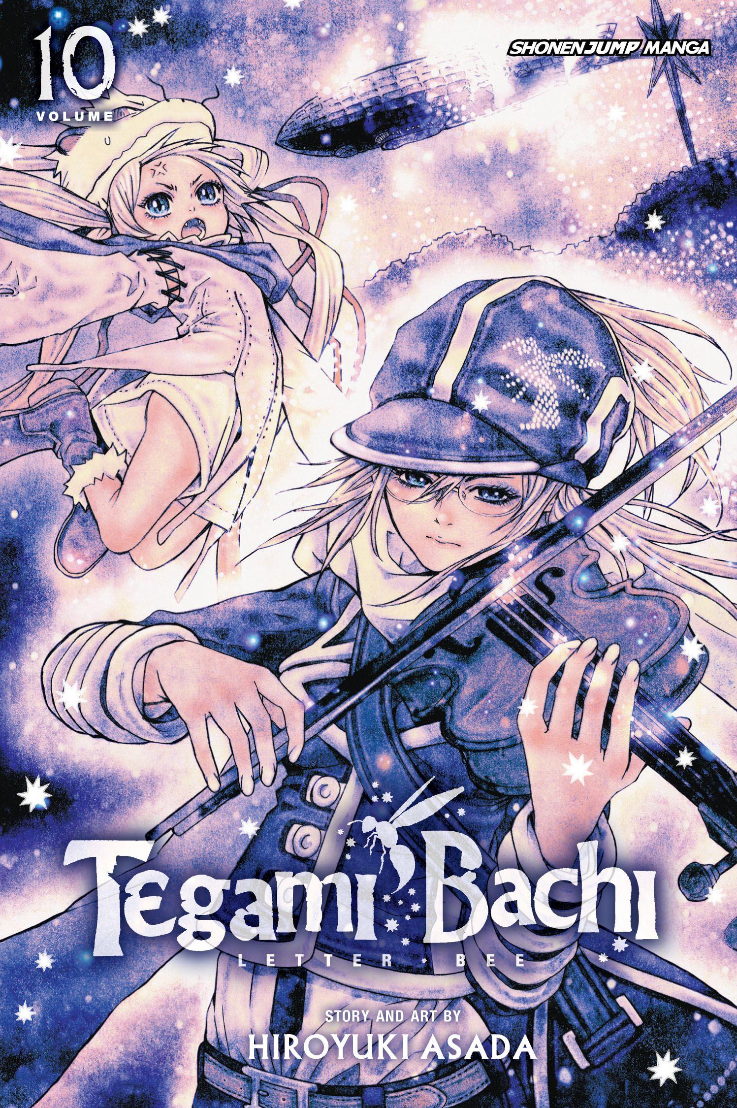 Tegami bachi vol 10 9781421541457 hr