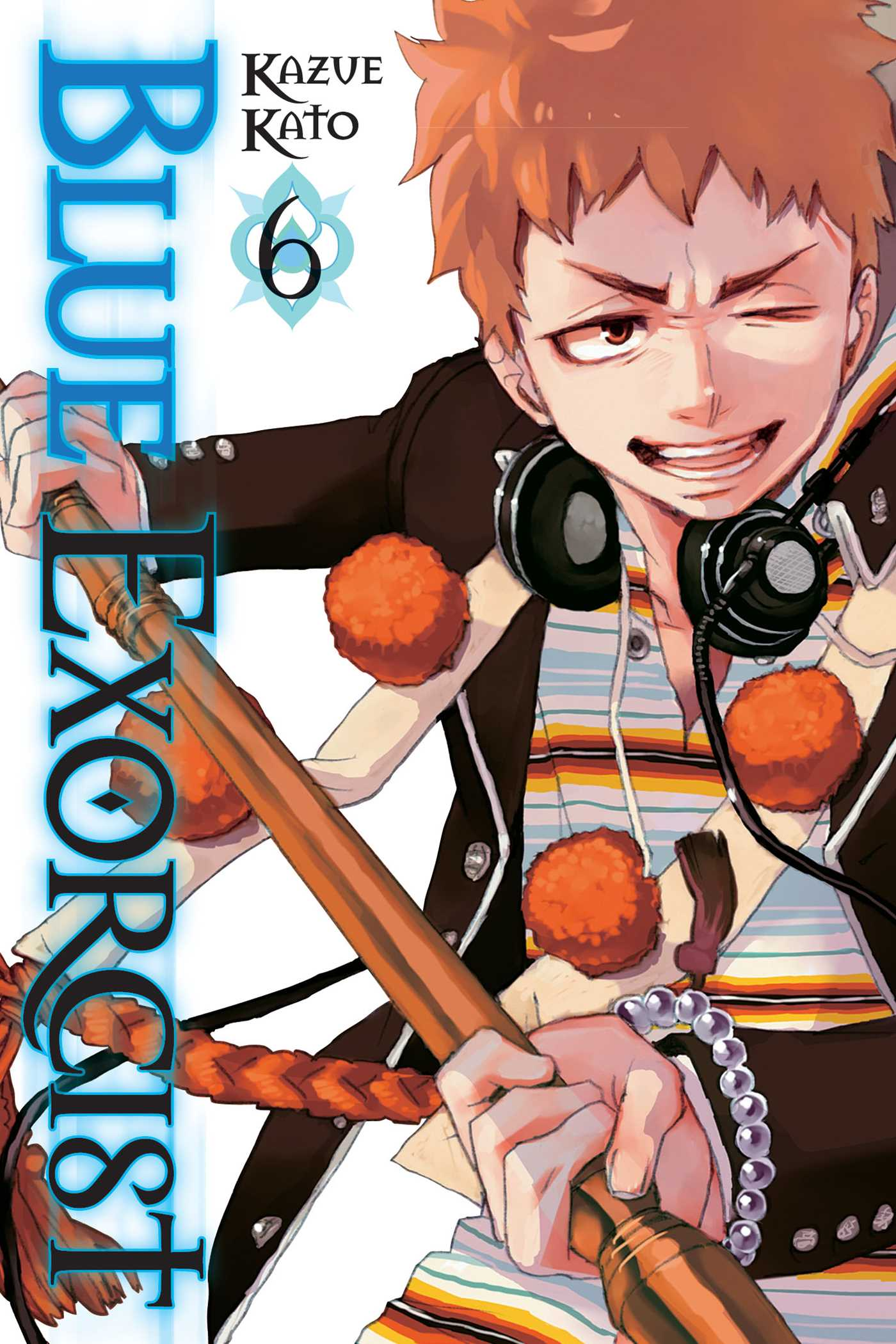 Blue Exorcist Vol 6 Book By Kazue Kato Official Publisher Page Simon Schuster