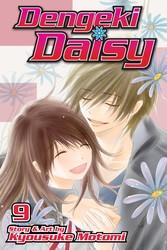 Dengeki Daisy , Vol. 9