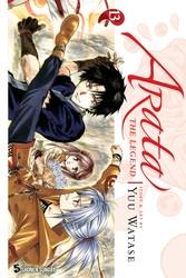 Arata: The Legend, Vol. 13