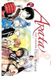 Arata: The Legend, Vol. 14