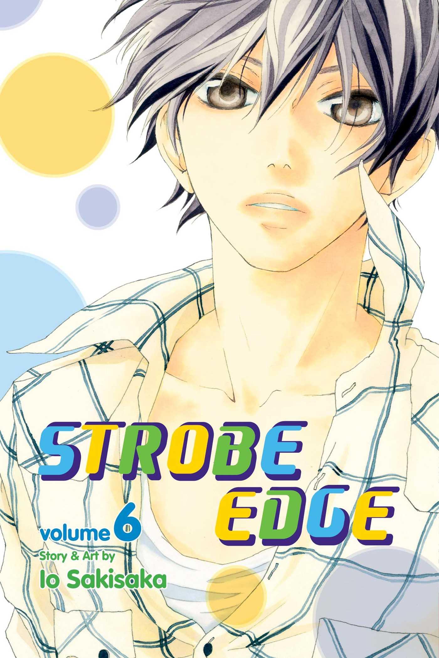Strobe edge vol 6 9781421553146 hr