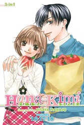 Hana-Kimi (3-in-1 Edition), Vol. 6