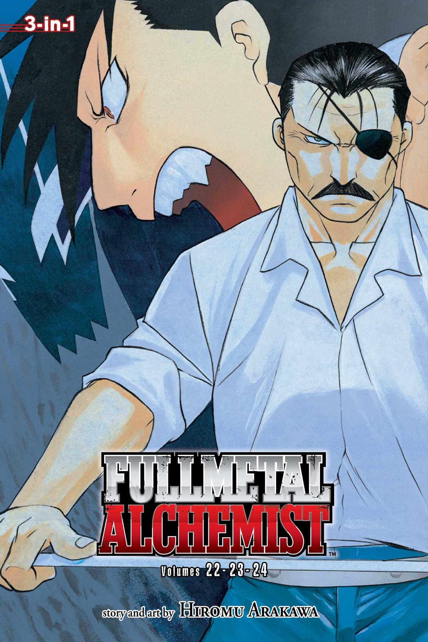 Fullmetal Alchemist (3-in-1 Edition), Vol. 8 | Book by ...