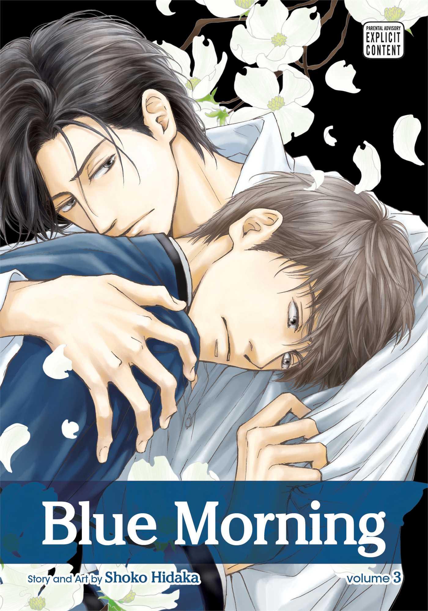 Blue morning vol 3 9781421555546 hr