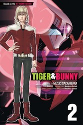 Tiger & Bunny, Vol. 2