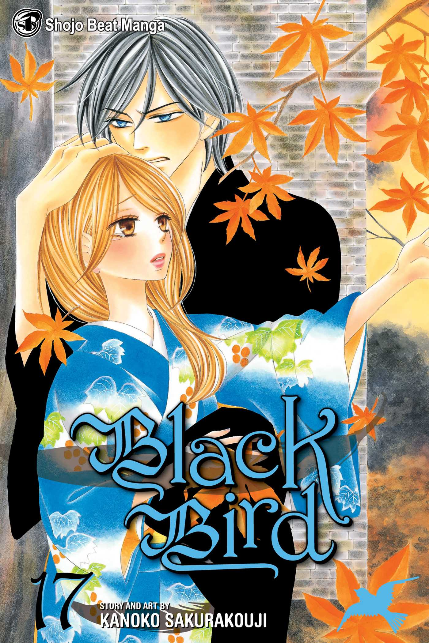 Black bird vol 17 9781421558905 hr