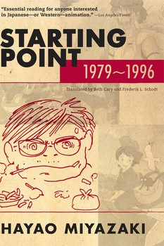 Starting point 1979 1996 paperback books by hayao miyazaki from starting point 1979 1996 paperback fandeluxe Choice Image