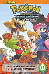 Pokémon Adventures: Diamond and Pearl/Platinum, Vol. 11