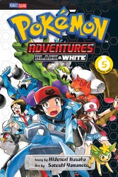 Pokémon Adventures: Black and White, Vol. 5