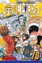 One Piece, Vol. 70