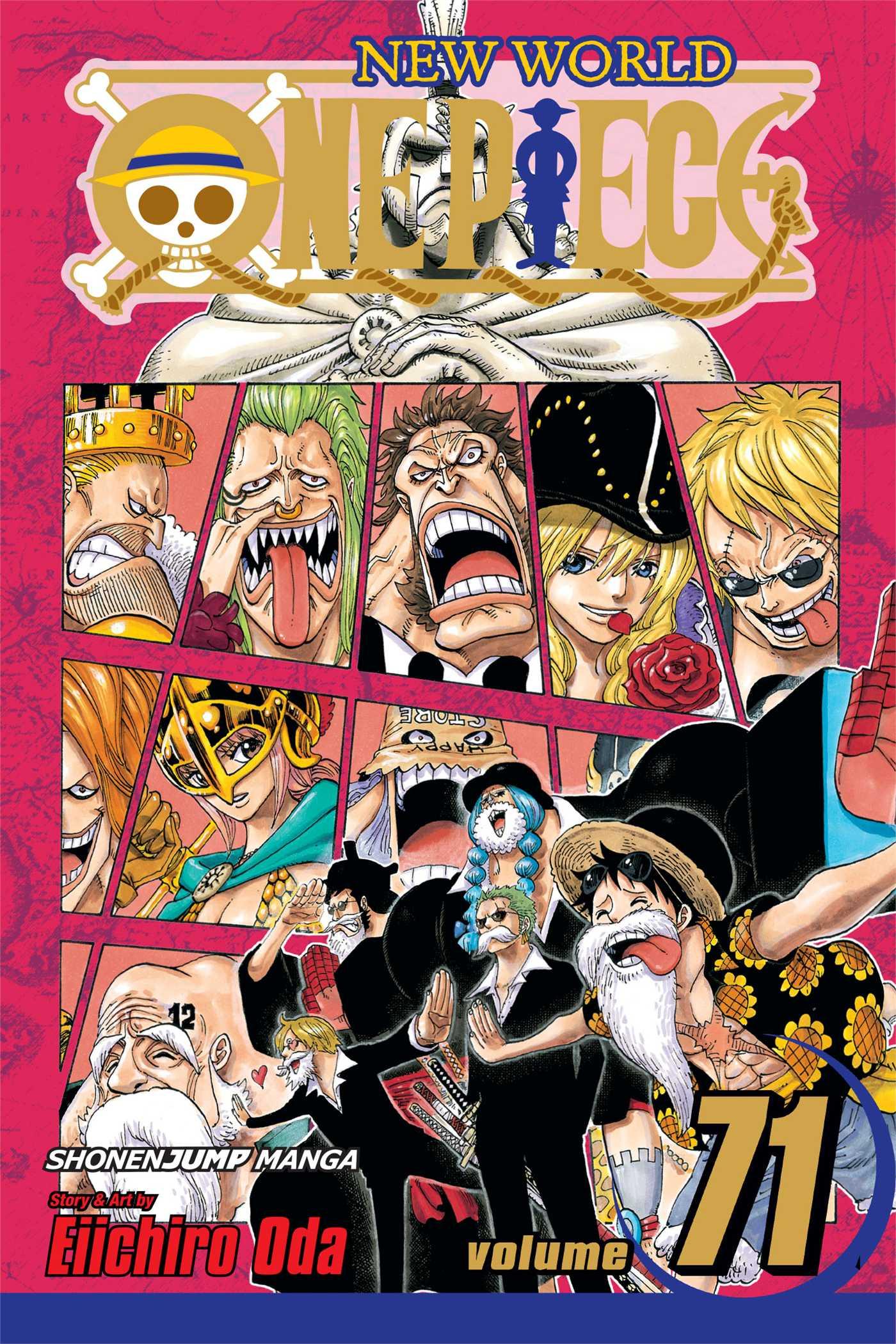 One Piece, Vol. 71   Book by Eiichiro Oda   Official ...