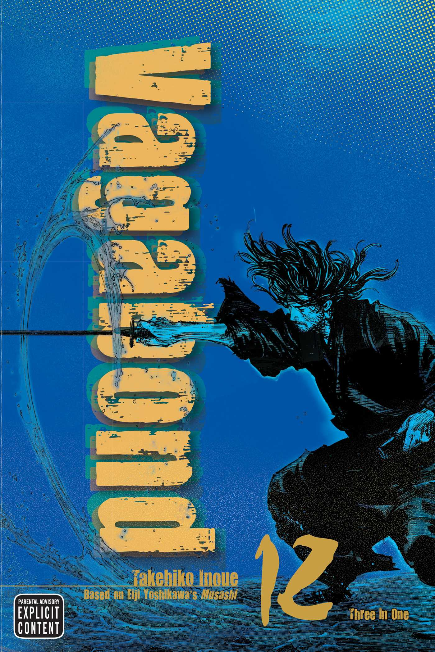 Vagabond vol 12 vizbig edition 9781421573342 hr