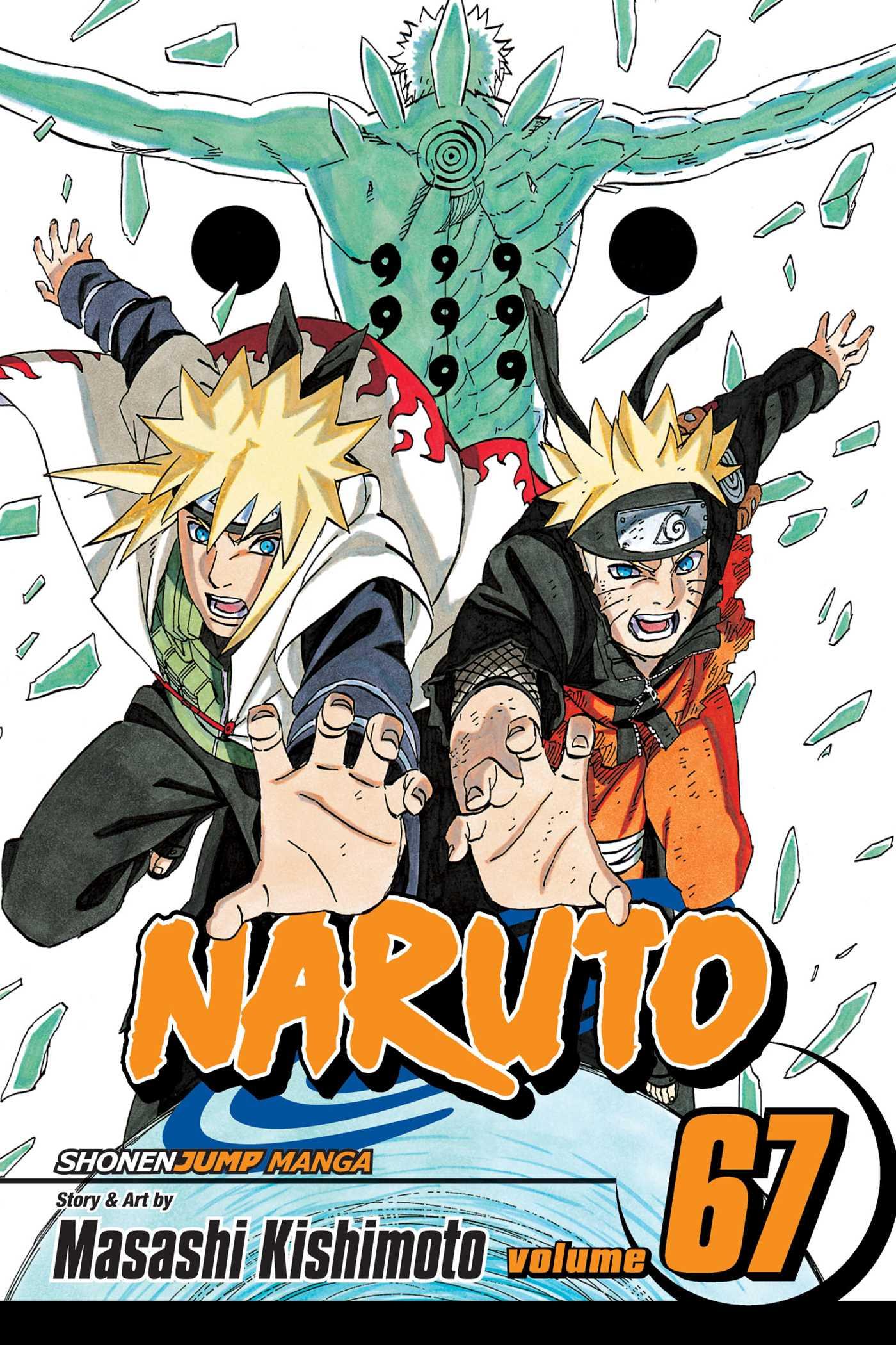 Naruto vol 67 9781421573847 hr