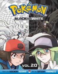 Pokémon Black and White, Vol. 20