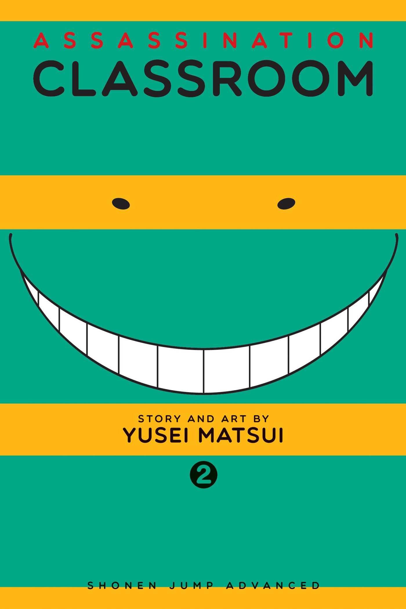 Assassination Classroom, Vol  2 | Book by Yusei Matsui