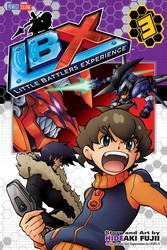 LBX: World Changer, Vol. 3