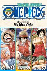 One Piece: Water Seven 37-38-39, Vol. 13 (Omnibus Edition)