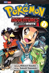 Pokémon Adventures: Black and White, Vol. 7