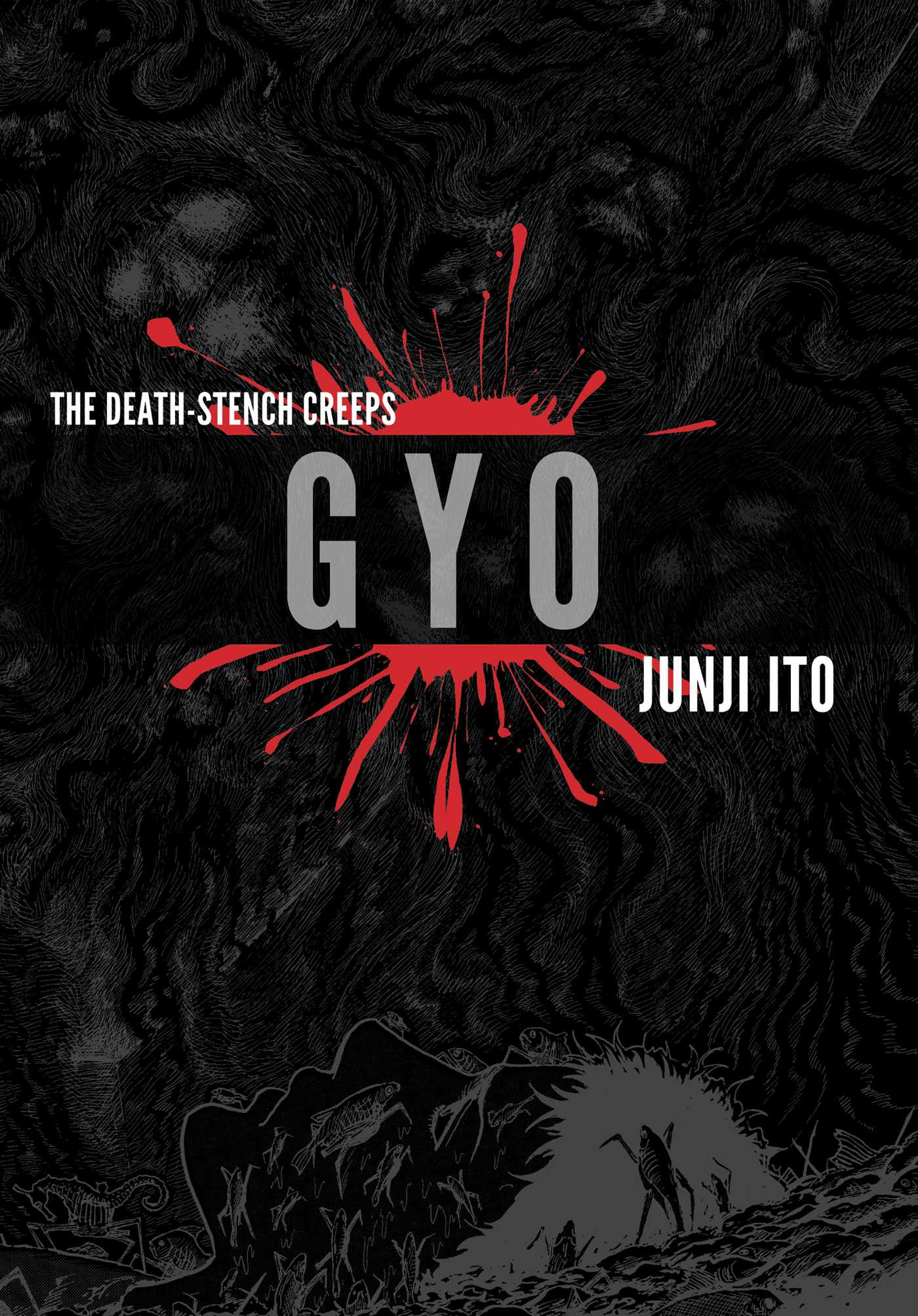 Gyo 2 in 1 deluxe edition 9781421579153 hr
