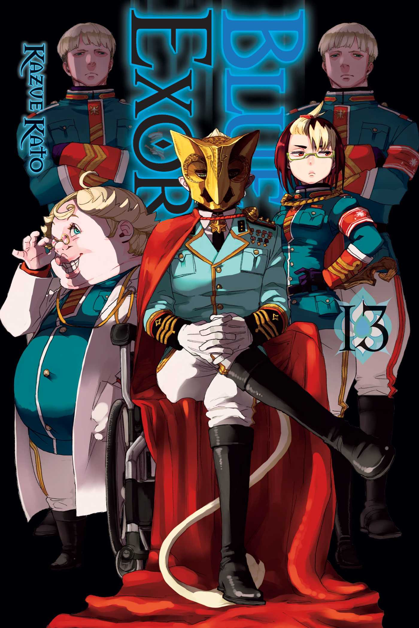 Blue Exorcist, Vol. 13 | Book by Kazue Kato | Official Publisher Page | Simon & Schuster UK