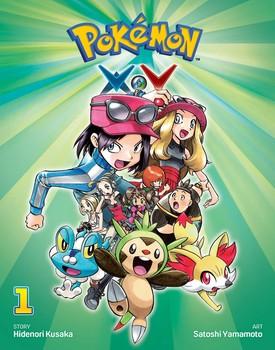 Pokémon X•Y, Vol. 1