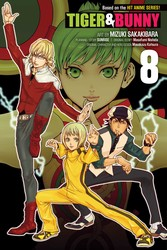 Tiger & Bunny, Vol. 8