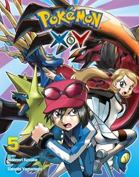 Pokémon X•Y, Vol. 5