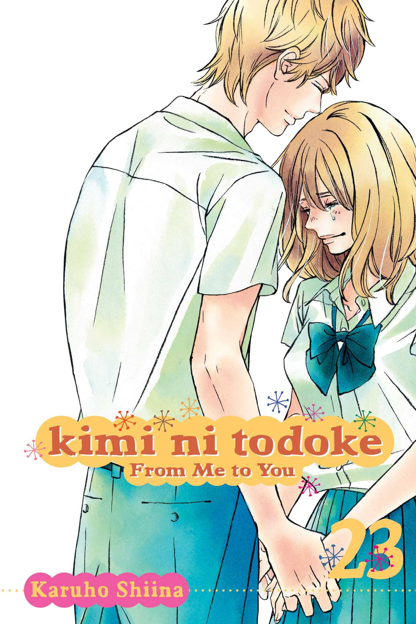 Book Cover Image (jpg): Kimi ni Todoke: From Me to You, Vol. 23